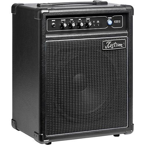 Kustom KXB10 10W 1x10 Bass Combo Amp
