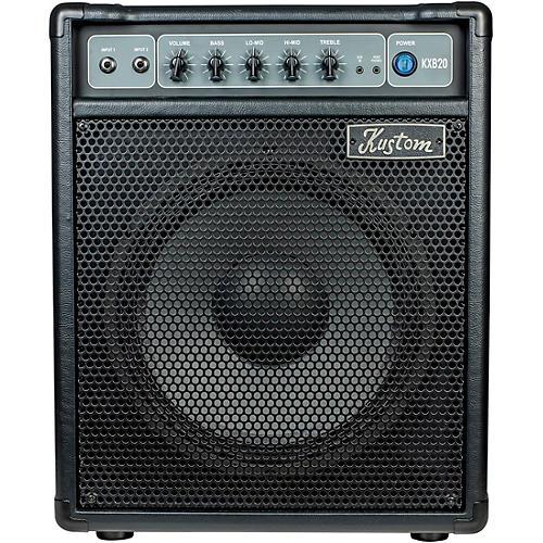 Kustom KXB20 20W 1x12 Bass Combo Amp Condition 2 - Blemished  194744342530