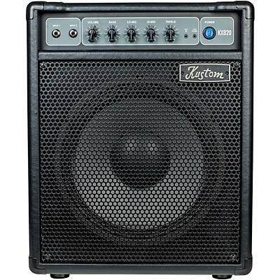 Kustom KXB20 20W 1x12 Bass Combo Amp
