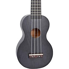 Kahiko Plus Series Soprano Ukulele Black