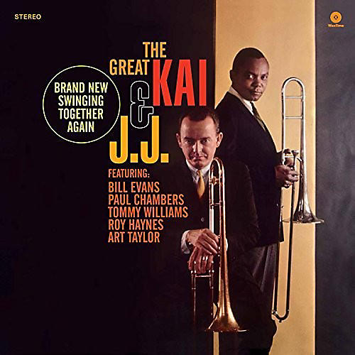Alliance Kai Winding & Johnson, J. J - Great Kai & J. J.