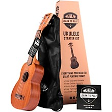 Kala Kala Learn To Play Ukulele Starter Kit