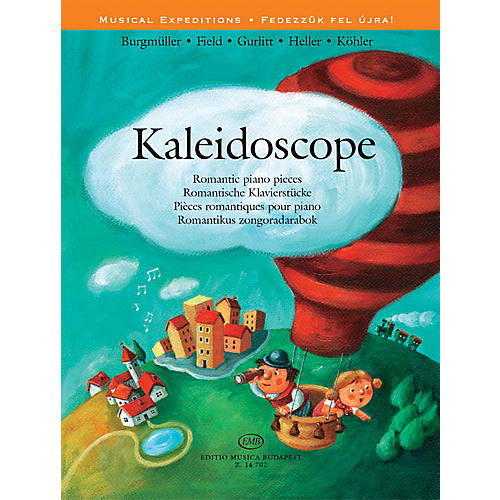 Editio Musica Budapest Kaleidoscope EMB Series Softcover Composed by Various Edited by Ágnes Lakos