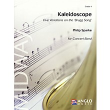 Anglo Music Press Kaleidoscope (Grade 4 - Score Only) Concert Band Level 4 Composed by Philip Sparke