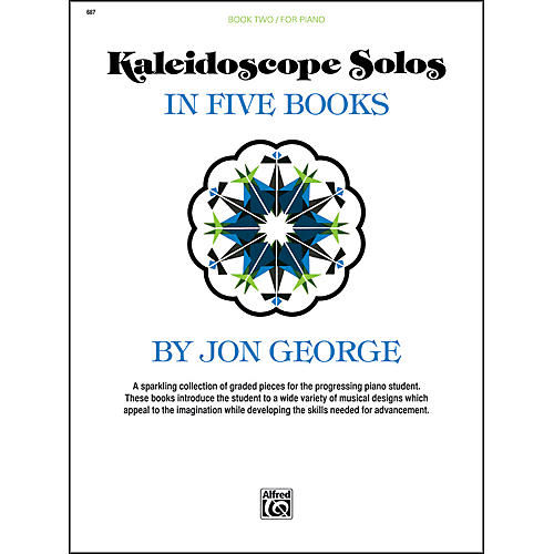 Alfred Kaleidoscope Solos Book 2