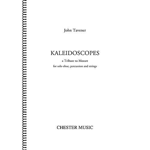 Chester Music Kaleidoscopes Music Sales America Series Book by John Tavener