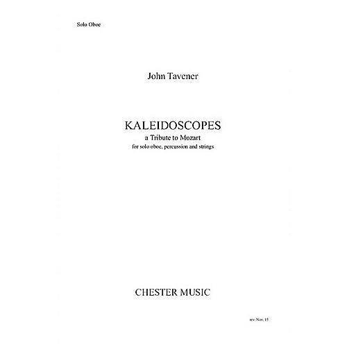 Chester Music Kaleidoscopes (Oboe Part) Music Sales America Series Book