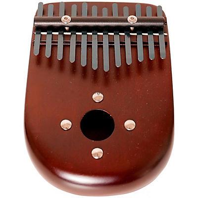 X8 Drums Kalimba Thumb Piano, 12 Keys, Rounded Edge