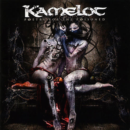 Alliance Kamelot - Poetry for the Poisoned