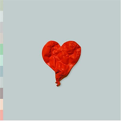 Kanye West - 808s and Heartbreak (CD)