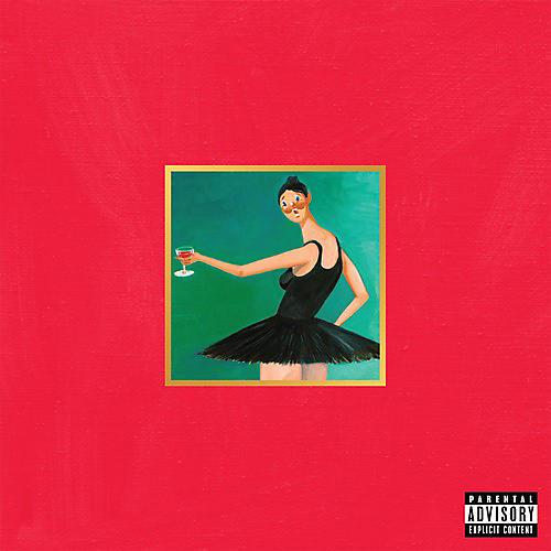 Universal Music Group Kanye West - My Beautiful Dark Twisted Fantasy