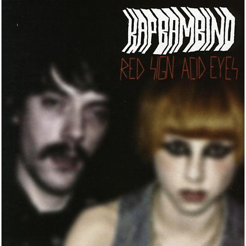 Alliance Kap Bambino - Red Sign/Acid Eyes