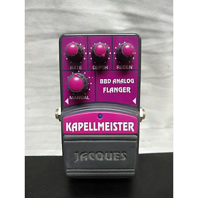 Jacques Kapellmeister Effect Pedal