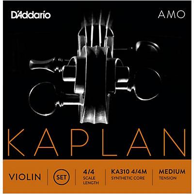 D'Addario Kaplan Amo Series Violin String Set
