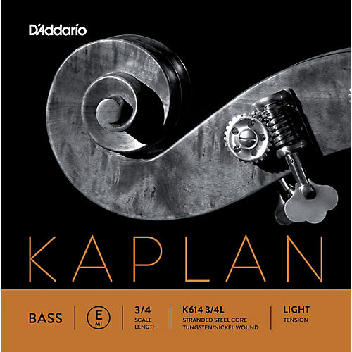 D'Addario Kaplan Series Double Bass E String