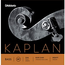 D'Addario Kaplan Series Double Bass String Set