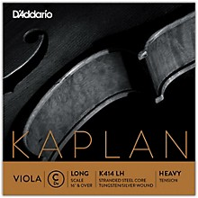 Kaplan Series Viola C String 16+ Long Scale Heavy