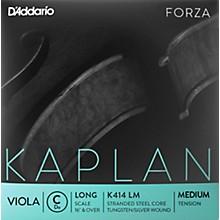 Kaplan Series Viola C String 16+ Long Scale Medium
