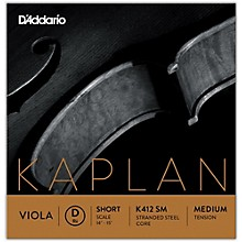 Kaplan Series Viola D String 13-14 Short Scale