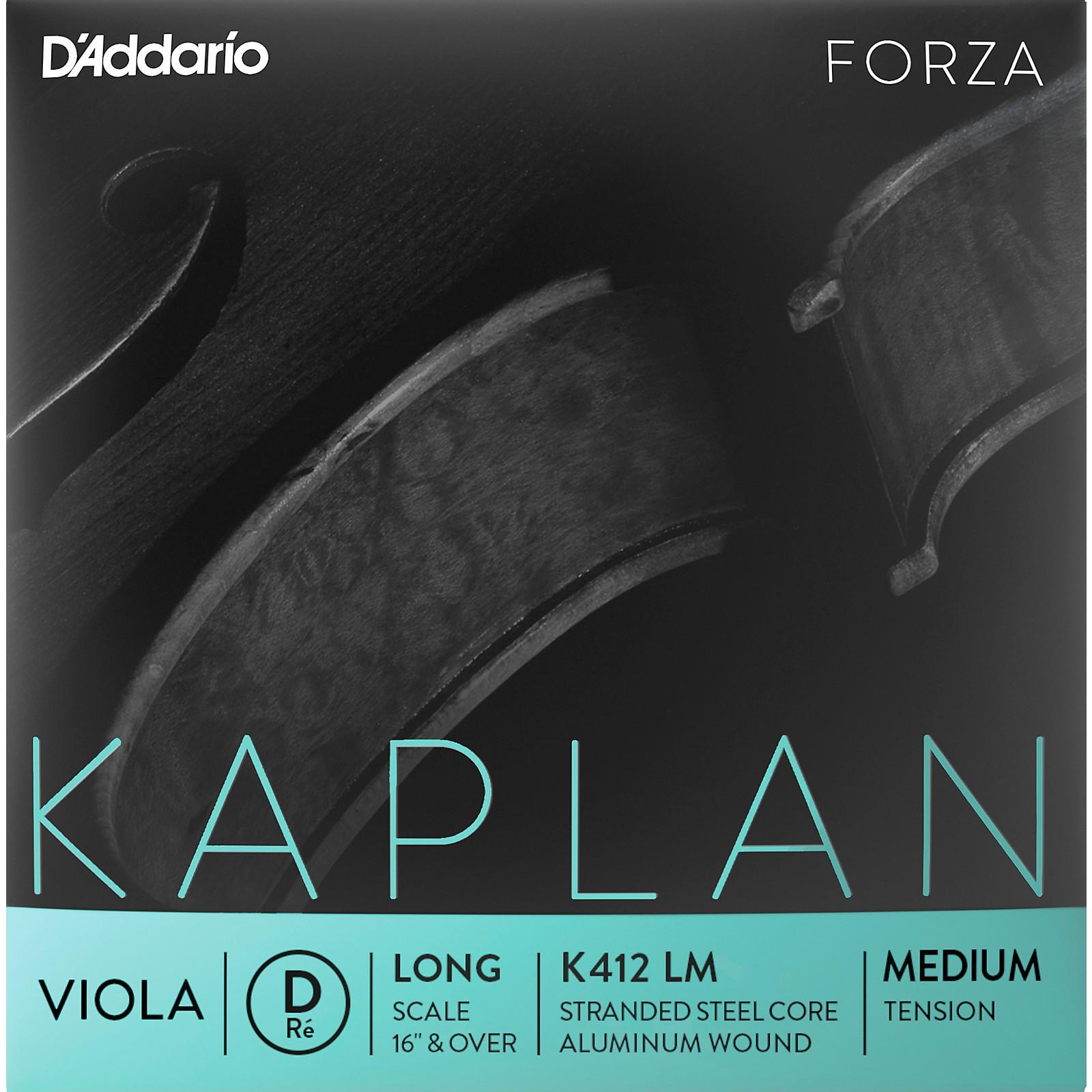 D'Addario Kaplan Series Viola D String