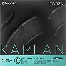 D'Addario Kaplan Series Viola G String