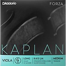 Kaplan Series Viola G String 16+ Long Scale Medium