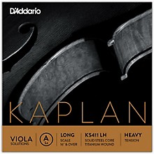 Kaplan Solutions Series Viola A String 16+ Long Scale Heavy