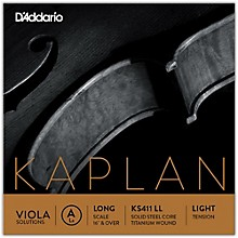 Kaplan Solutions Series Viola A String 16+ Long Scale Light