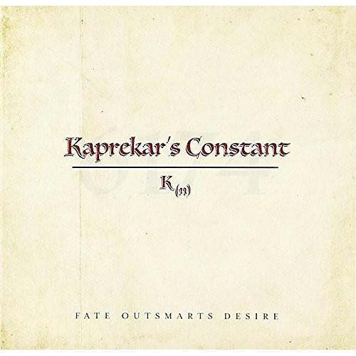 Alliance Kaprekars Constant - Fate Outsmarts Desire