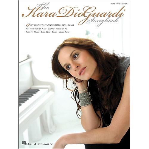 Hal Leonard Kara Dioguardi Songbook arranged for piano, vocal, and guitar (P/V/G)