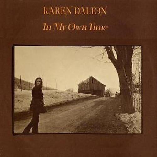 Alliance Karen Dalton - In My Own Time