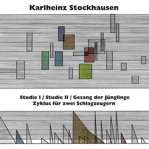 Alliance Karlheinz Stockhausen - Studie I & Ii Gesang Der Junglinge Zyklus Fur Zwei