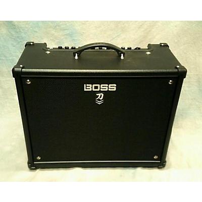 BOSS Katana 100 100W 1X12 Guitar Combo Amp