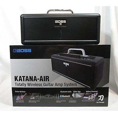 BOSS Katana Air Wireless 30W 2X3 Battery Powered Amp