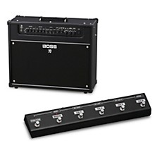 Boss Katana-Artist 100W 1x12 Guitar Combo Amplifier with GA-FC Foot Controller