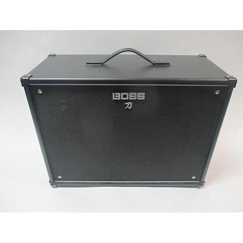 Boss Katana Cab 212 150W 2X12 Guitar Cabinet