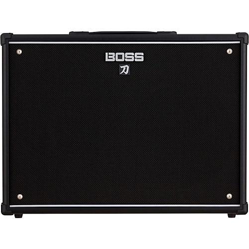 Boss Katana Cabinet 212 150W 2x12 Guitar Speaker Cabinet Black