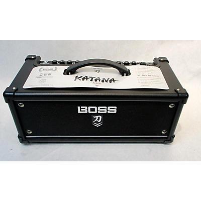 Boss Katana Head 100w Mkii Solid State Guitar Amp Head
