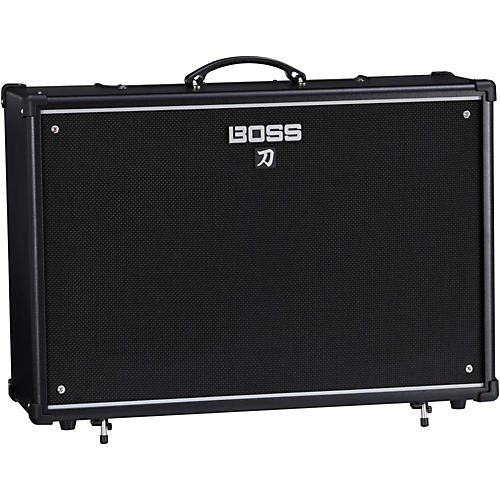 boss katana ktn 100 100w 2x12 guitar combo amplifier black musician 39 s friend. Black Bedroom Furniture Sets. Home Design Ideas