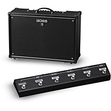 Boss Katana KTN-100 100W 2x12 Guitar Combo Amplifier with GA-FC Foot Controller