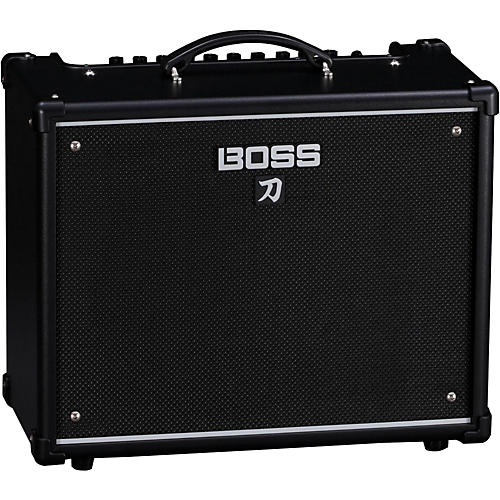 Boss Katana KTN-50 50W 1x12 Guitar Combo Amplifier