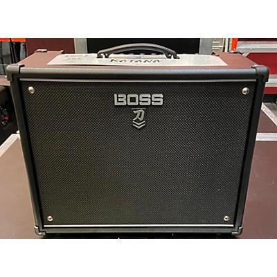 BOSS Katana KTN100 100W 1X12 Guitar Combo Amp