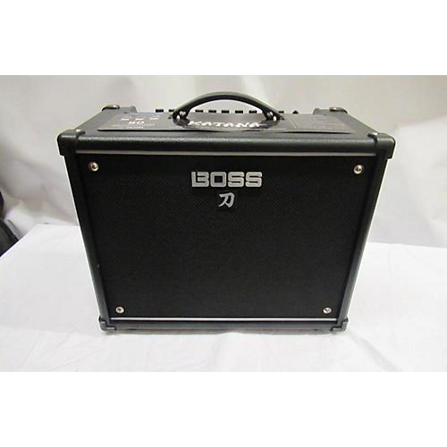 Katana KTN50 50W 1X12 Guitar Combo Amp
