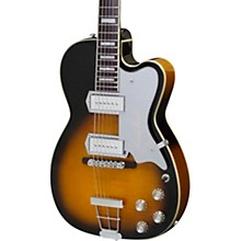"Kay Vintage Reissue Guitars Kay Vintage Reissue Barney Kessel Gold ""K"" Signature Series Pro Electric Guitar"