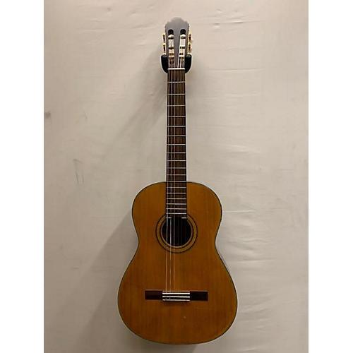 Alvarez Kazou Yairi Cy110 Classical Acoustic Guitar Natural