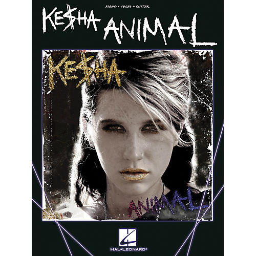 Hal Leonard Ke$Ha - Animal (Kesha) PVG Songbook