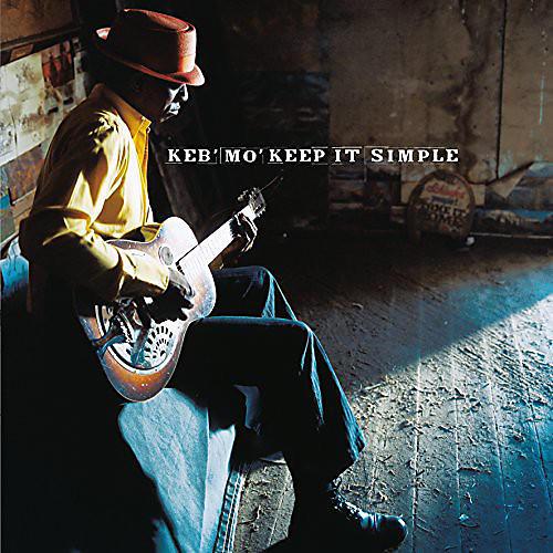Alliance Keb' Mo' - Keep It Simple