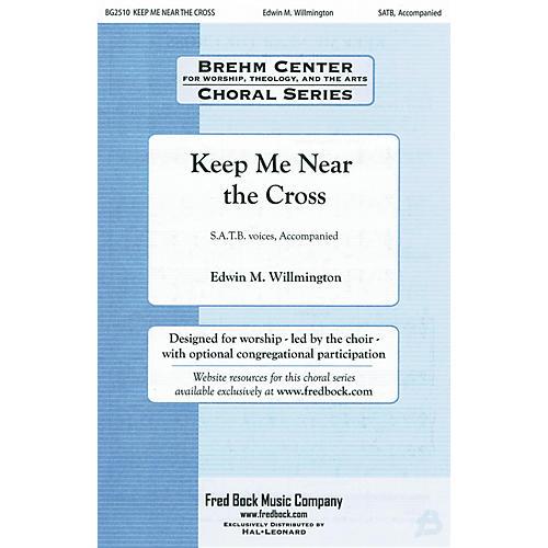 Fred Bock Music Keep Me Near the Cross (with Near the Cross) REHEARSAL CD Arranged by Edwin Willmington