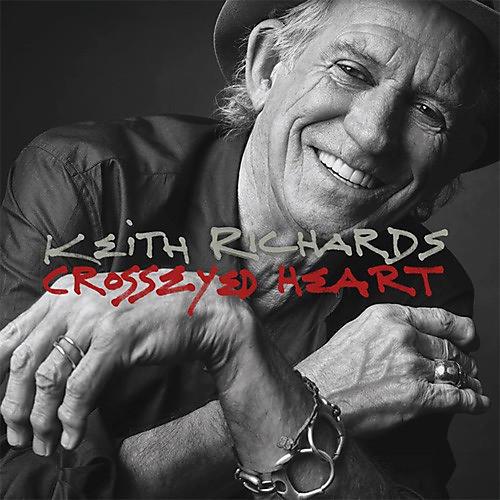 Alliance Keith Richards - Crosseyed Heart