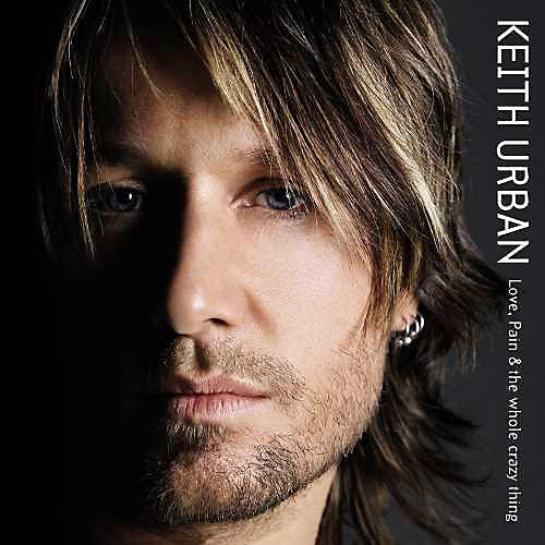 Alliance Keith Urban - Love, Pain & The Whole Crazy Thing